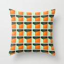 Pattern Series 201 Throw Pillow