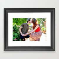 Understand That This Is … Framed Art Print