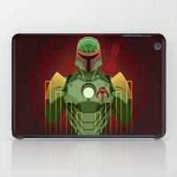 The Bounty Hunter iPad Case