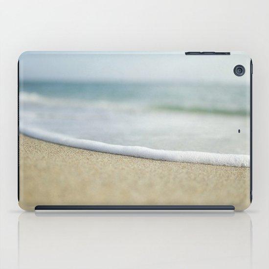 Sea Foam Beach iPad Case