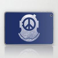 Peacediver II Laptop & iPad Skin