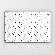 Random Polka ///www.pencilmeinstationery.com Laptop & iPad Skin