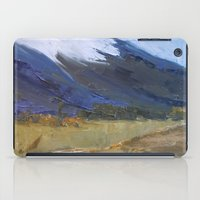 Rolling Storms iPad Case