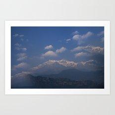 Pokhara I Art Print
