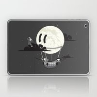 You Should See The Moon … Laptop & iPad Skin