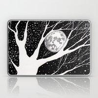 Moonlight Shadow Laptop & iPad Skin