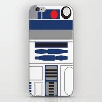 Star Wars - R2D2  iPhone & iPod Skin