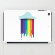 What Clouds Are Made Of iPad Case