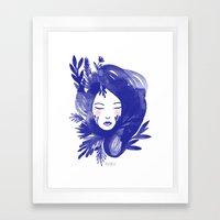 Gaia II Framed Art Print