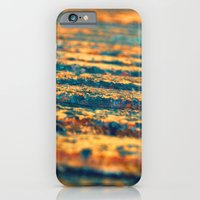 iPhone & iPod Case featuring Golden Drain Cover by Caleb Troy