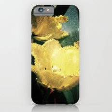 yellow tulip  iPhone 6 Slim Case