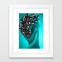 In love with Inspiration 2 Framed Art Print