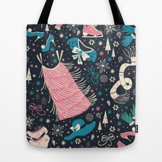 Frou Frou Tote Bag