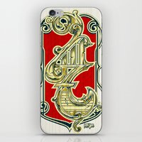 4117 iPhone & iPod Skin