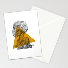 Pharaoh's Profile Stationery Cards
