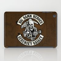 Big Damn Heroes iPad Case