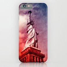 Patriotic Statue of Liberty Slim Case iPhone 6s