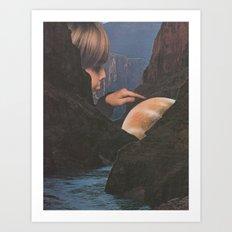 Marble  Art Print