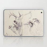 Elk & Quail Laptop & iPad Skin