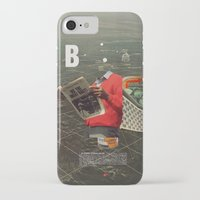 butterfly iPhone & iPod Cases featuring Butterfly by Frank Moth