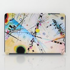 Kandinsky Reimagined  iPad Case