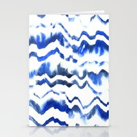 Blue Water Love #1 Stationery Cards