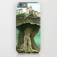 City on a tree iPhone 6 Slim Case