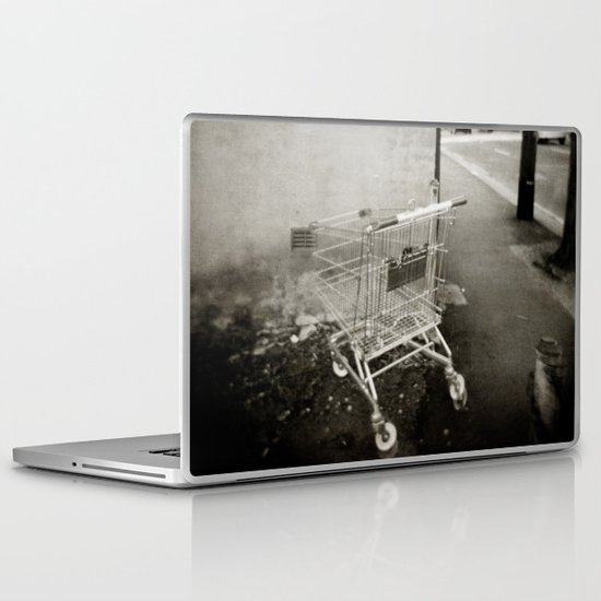 { lost } Laptop & iPad Skin