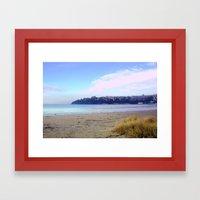 Blackman's Bay - Tasmania Framed Art Print