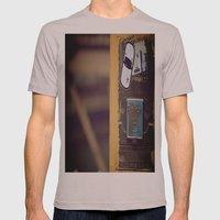 This Is Not An Emergency Mens Fitted Tee Cinder SMALL
