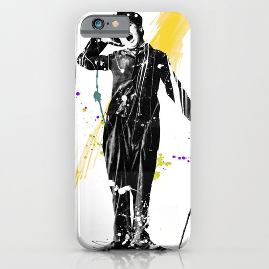charlie chaplin 05 iPhone & iPod Case