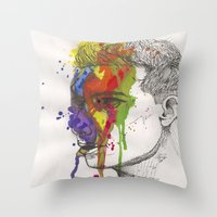 JackHarry Throw Pillow