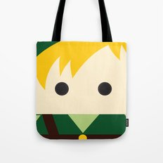Legend Of Zelda Link  Tote Bag