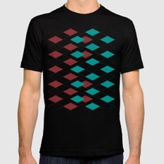 Sock Mens Fitted Tee SMALL Black