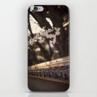 Sakura In Kyoto, Higashi… iPhone & iPod Skin