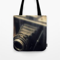 The Night Grows Pale Tote Bag