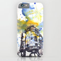R2D2 From Star Wars iPhone 6 Slim Case