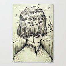 eyeB Canvas Print