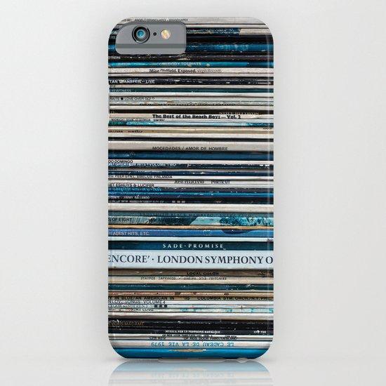 Old Vinyl iPhone & iPod Case