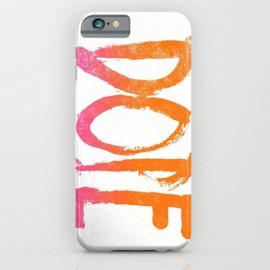 DOPE iPhone & iPod Case