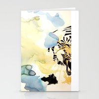 Fearful Symmetry Stationery Cards