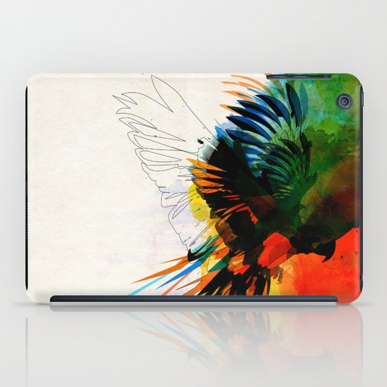 macaw iPad Case