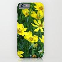Prairie Flowers 2 iPhone 6 Slim Case