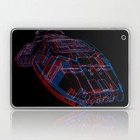 Classic Galactica 3D Laptop & iPad Skin