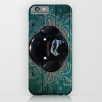 Oozing Blob Spirit iPhone 6 Slim Case