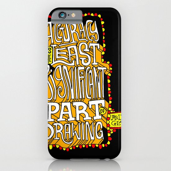 Accuracy is least significant iPhone & iPod Case