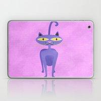 The Tiki Cat Laptop & iPad Skin