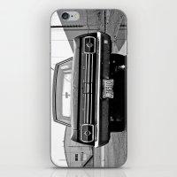 Fairlane Taillights iPhone & iPod Skin