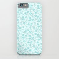 Small Floral Pattern iPhone 6 Slim Case