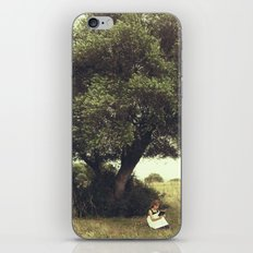Under The Tree iPhone & iPod Skin